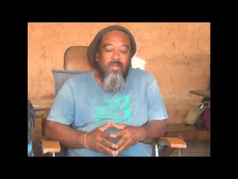 Mooji Moment: There Is No Room for Two