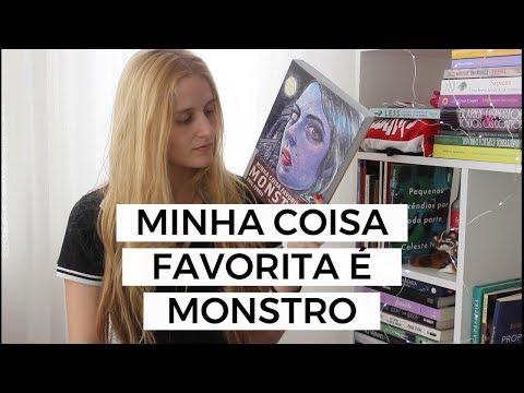 RESENHA: MINHA COISA FAVORITA É MONSTRO | Laura Brand