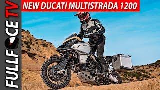 9. 2018 New Ducati Multistrada 1200 Enduro Pro