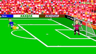 PHIL JAGIELKA GOAL Vs LIVERPOOL By 442oons (Liverpool Vs Everton Highlights 27.9.14 Cartoon)