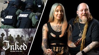 Video 25 Tattoo Artists Reveal Their Craziest Client Stories | INKED Talk MP3, 3GP, MP4, WEBM, AVI, FLV September 2018