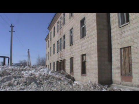 Заброшенная больница | Искитим