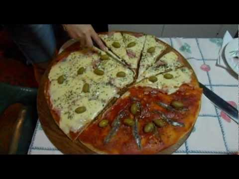 Pizza al disco de arado