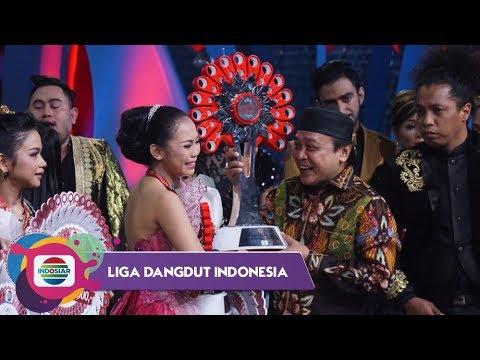 Moment Kemenangan SELFI - Juara 1 Liga Dangdut Indonesia