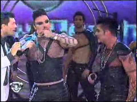 Showmatch 2010 - Ricardo Fort cantó con su doble