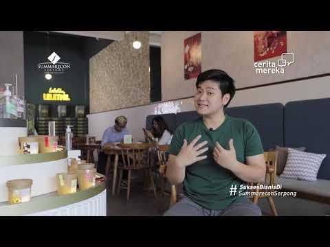 Cerita Mereka Versi MAZA, Artisan Tea & Gelato di Ruko South Goldfinch Summarecon Serpong