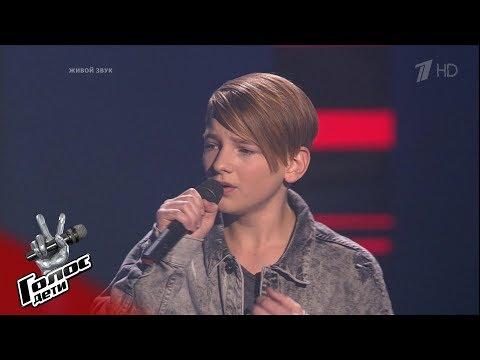Кирилл Роговец-Закон «Hello» - Слепые прослушивания - Голос.Дети - Сезон 5 (видео)