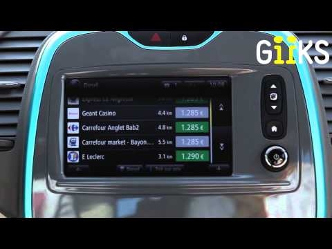 Renault R-Link : démo à bord du Renault Captur:  Démo et présentation complète du Renaut R-Link à bord du nouveau Renault Captur.Giiks.com : http://www.giiks.comChaîne YouTube Giiks : http://www.youtube.com/giiksAbonnement à la chaîne Giiks : http://bit.ly/oxxstZGoogle+ Giiks : http://plus.google.com/1130833299852...Twitter Giiks : http://www.twitter.com/giiksFacebook Giiks : http://on.fb.me/GiiksPlaylist Giiks Videos : http://bit.ly/S10kMVPlaylist Giiks TV Saison 1 : http://bit.ly/o0s43s Playlist Giiks TV Saison 2 : http://bit.ly/oEDGaF