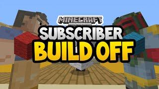 Minecraft Xbox - Subscriber Build Off - SPACESHIP! [14]