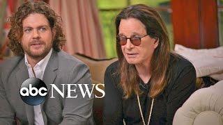 Nonton Ozzy Osbourne & Jack Osbourne Interview Film Subtitle Indonesia Streaming Movie Download