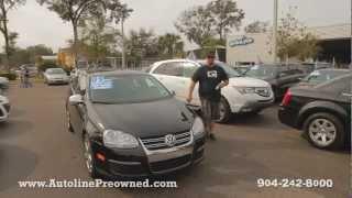 Autoline's 2009 Volkswagen Jetta Sedan S Walk Around Review Test Drive