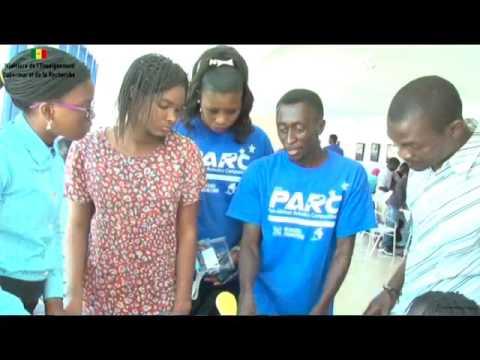 Pan African Robotics Competition 2016 Entretien avec l'initiateur du projet