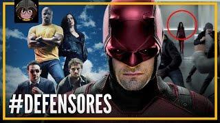Nesse Vídeo uma análise do trailer de Os defensores do universo marvel da netflix, Demolir, Luke Cage, Punho de Ferro e Jessica Jones foram a equipe não ...