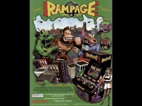 Rampage World Tour OST Track 2