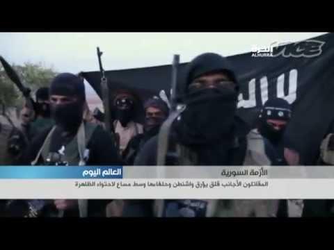 المقاتلون الاجانب في سوريا قلق يؤرق واشنطن وحلفائها