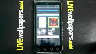 Zombie skull live wallpaper YouTube video