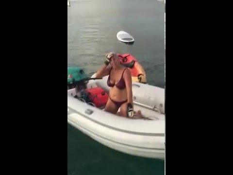 The Best Way To Get Back Into The Dinghy