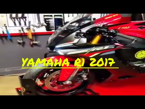 NEW Yamaha R1 2017