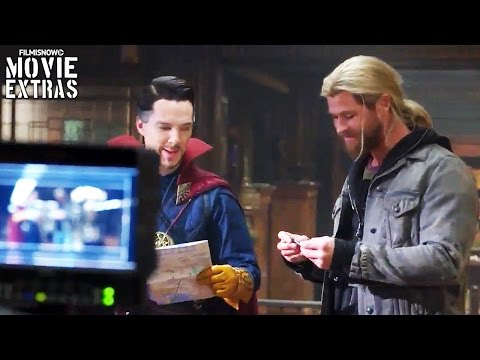 Doctor Strange | All Release Bonus Features [Blu-Ray/DVD 2017]