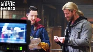 Doctor Strange - DVD/Blu-Ray Bonus Features Compilation Subscribe and click the notification bell HERE: http://goo.gl/SrrTlT...