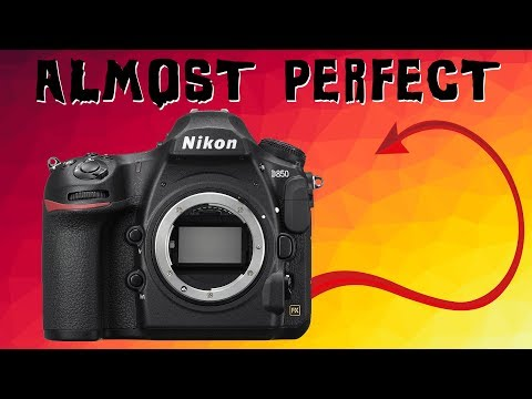 The Nikon D850 is the Perfect DSLR... almost