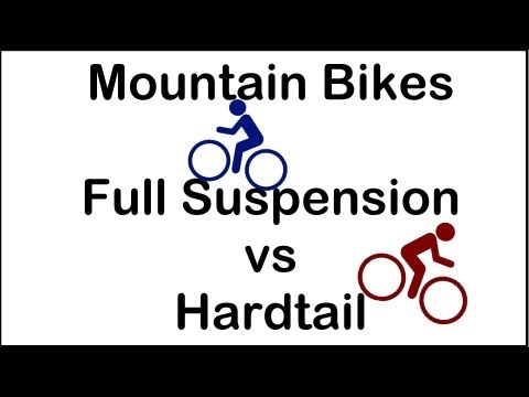 MTB Hard Tail vs Full Suspension? First Mountain Bike for Beginners #5