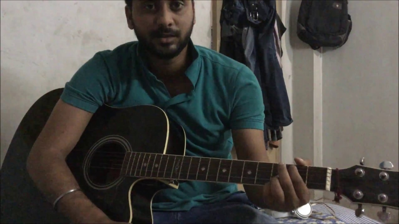 Bollywood mashup songs on guitar for college fests or to impress a girl