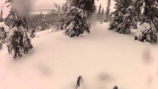 9. ski-doo summit 2012 powder
