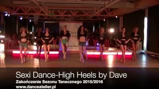 Sexi Dance - High Heels na Zakończeniu Sezonu Tanecznego