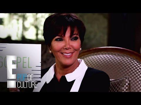 Kris Jenner Plays Gospel or Gossip | E! Entertainment