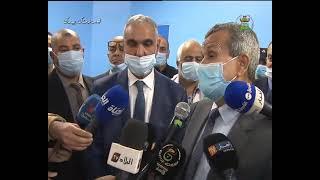 #البليدة / وزير الصحة : نحو الاستعانة بكفاءات أجنبية لتقليص فاتورة إرسال المرضى للخارج