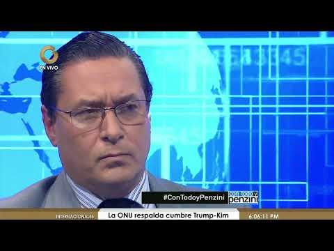 Claudio Fermín: Henri Falcón no usará el BCV como caja chica y recuperará la economía (Parte 1/3)