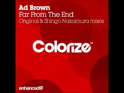 Ad Brown - Far From The End (Original Mix)