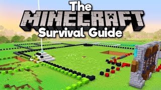 Planning Out The Museum! • The Minecraft Survival Guide (Tutorial Lets Play) [Part 332]