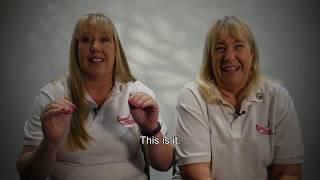 Officiating My Stories - Dawn Jackson & Lyndsey Ganderton
