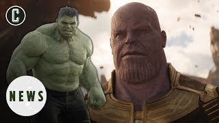 Video Avengers: Infinity War News - Who Does Thanos Scare The Most? MP3, 3GP, MP4, WEBM, AVI, FLV September 2018