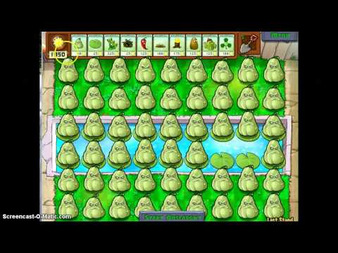 Plants Vs Zombies Ultimate Squash Party