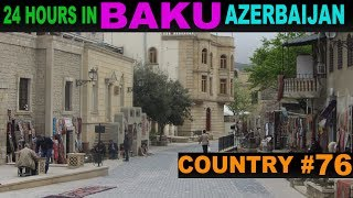 Baku Azerbaijan  city images : A Tourist's Guide to Baku, Azerbaijan