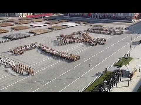 Β. Κορέα: Μεγάλη στρατιωτική παρέλαση για τα 70 χρόνια του κόμματος των Εργατών