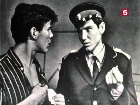 """""""Понедельник начинается в субботу"""". ЛенТВ, 1965 г."""