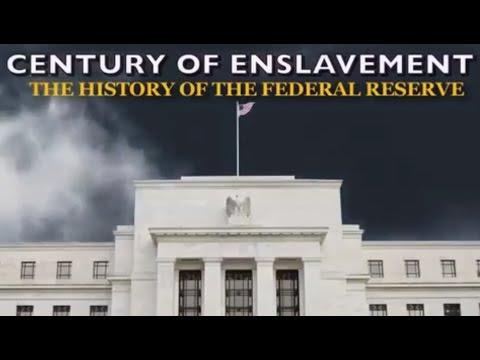 Siglo de Esclavitud:  Historia de la Reserva Federal