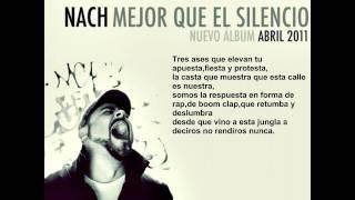 Nach - Los Elegidos ft. Talib Kweli, Akhenaton LYRICS