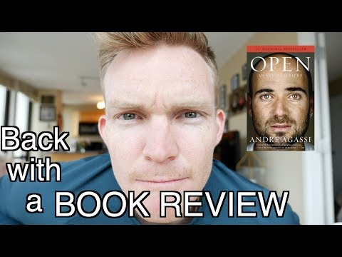 OPEN Andre Agassi Book Review