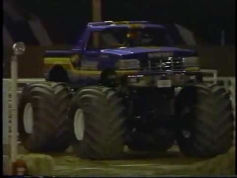 Monster Truck Bloopers Part 1 of 3