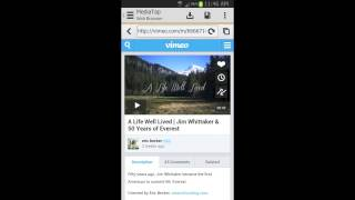 MediaTap - Video Downloader YouTube video