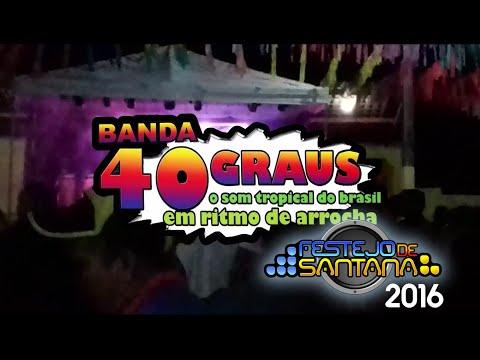 Banda 40 Graus - Festejo de Santana 2004 (Rio Grande, Porto Rico - MA)