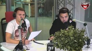 100% Футбола. 07.09.2016. Тема - матчи сборных.