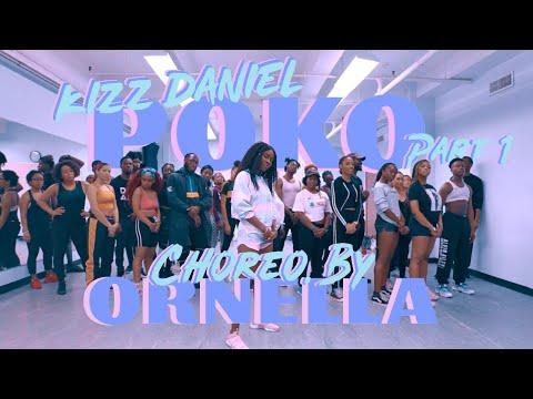 KIZZ DANIEL- POKO | Ornella Nella Choreography