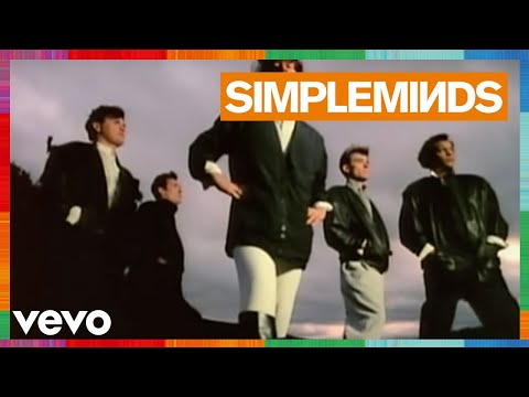 minds - Music video by Simple Minds performing Alive And Kicking (2003 Digital Remaster).