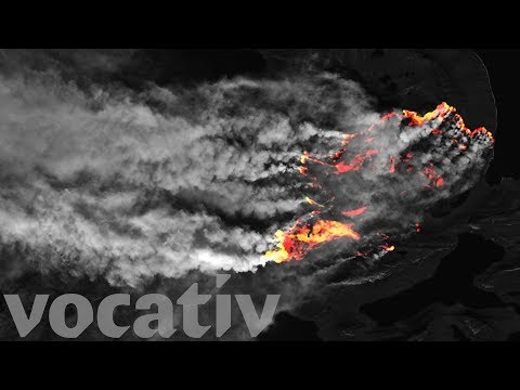 Why Is Greenland Burning?
